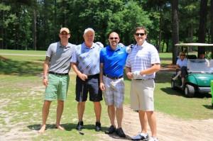 Rob Knight, Jon Hess, Randy Wenzell & Brett Druzak
