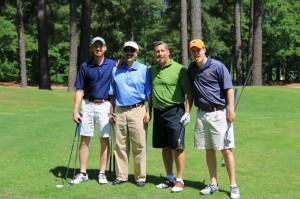 Tim Riordan, Paul McCoy, Tim Wilson & John Ruocchio