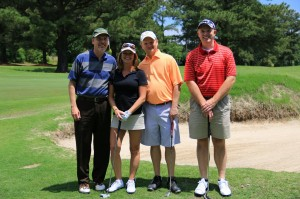 Angie Willis, Craig Burris, John Miller & Chris Cabiness