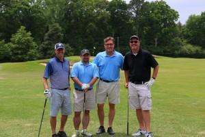 Jeff Austin, Neal Woodlief, Stephen Baynard & Tolson Willis