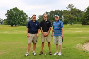 Stephen Godwin, Gary Gibson & Bo Walker
