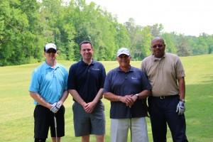 Travis Bailey, Reggie Hewett, Kenny Delcogliano & Unknown (Sorry!)