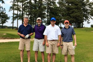 Drew Grice, Chris Lebo, Don Ennis & Ben Thompson