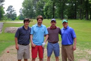 Jim Riordan, Pierce Sandwith, Will Crone & John Ruocchio