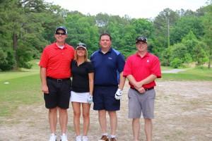 Angie Willis, Mark Roberts, John Miller & Chris Cabiness